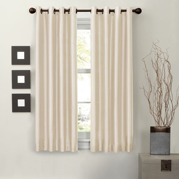 shop maytex jardin blackout noise reducing 63 inch curtain panel 54 x 63 free shipping on. Black Bedroom Furniture Sets. Home Design Ideas
