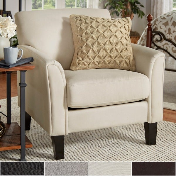 Uptown Modern Accent Chair by iNSPIRE Q Classic