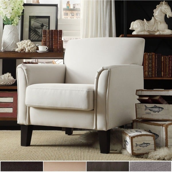 Uptown Modern Accent Chair by iNSPIRE Q Classic. Opens flyout.