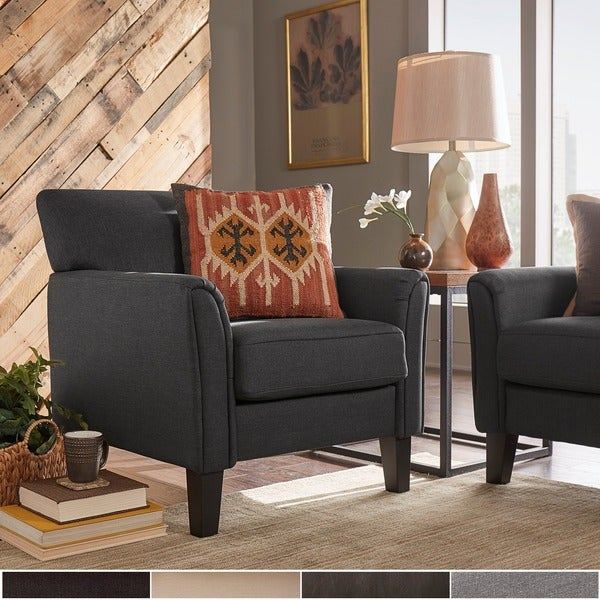 Uptown Modern Accent Chair by iNSPIRE Q Classic - Free Shipping ...