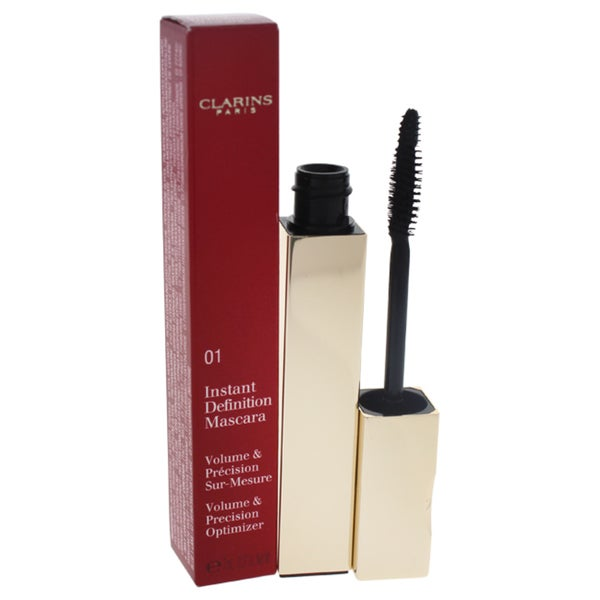 Clarins Volume Precision Optimizer 01 Intense Black Instant Definition Mascara