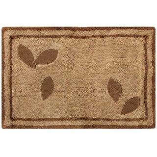Sherry Kline Rindge Embroidered Cotton 20x30-inch Bath Rug - 1'8 x 2'6