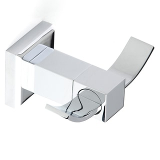 Italia Roma Chrome Double Robe Hook