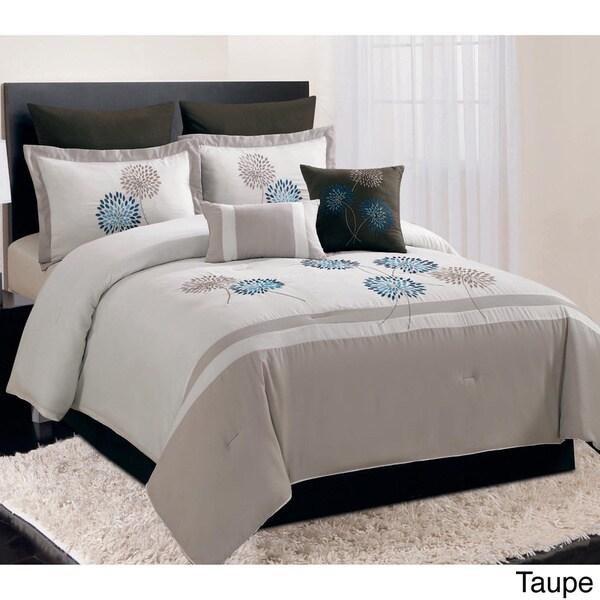 Milburn 8-piece Comforter Set