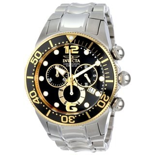 Invicta Men's 14197 Lupah Chronograph Stainless Steel Watch
