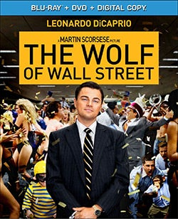 The Wolf of Wall Street (Blu-ray/DVD)