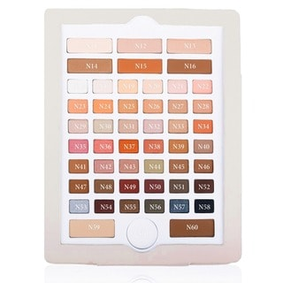 Shany Nude 51-Color Makeup Pallete Eye Pad