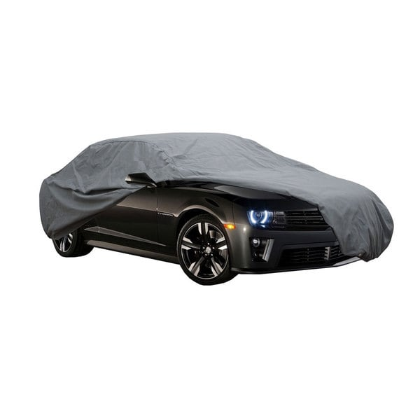 Oxgord Indoor/ Outdoor Standard 3-layer Car Cover