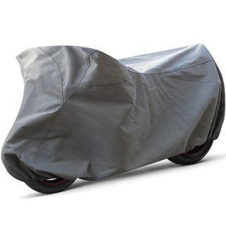 Oxgord All Weather Indoor/ Outdoor Standard Motorcycle Cover for Sport Bikes, Cruisers, Choppers, an|https://ak1.ostkcdn.com/images/products/8768229/Oxgord-All-Weather-Indoor-Outdoor-Standard-Motorcycle-Cover-for-Sport-Bikes-Cruisers-Choppers-and-Scoot-P16009649.jpg?impolicy=medium