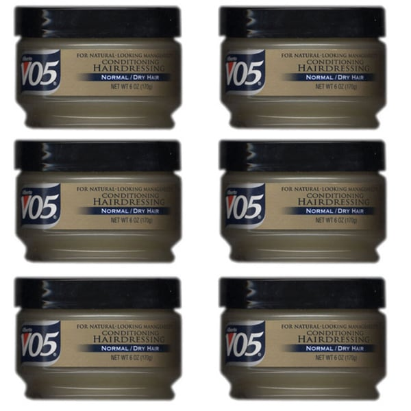 Alberto Vo5 6 Ounce Conditioning Hair Cream Pack Of 6