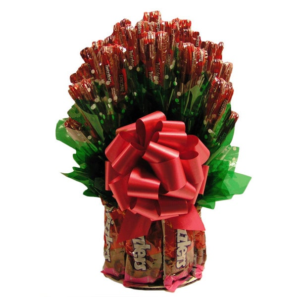 Shop Twizzler Large Candy Bouquet - Free Shipping Today - Overstock ...