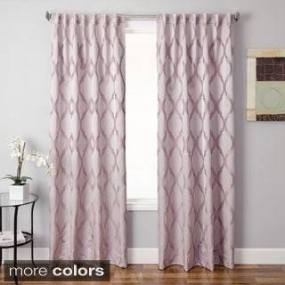 Softline Santee Back Tab Curtain Panel