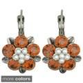 Kate Marie 'Wendy' Rhinestone Fashion Earrings