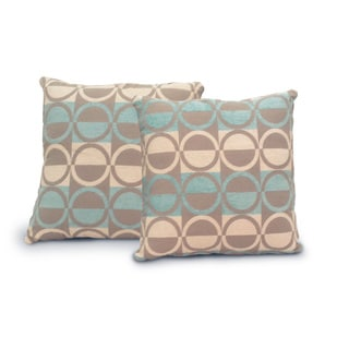 Innovex Bella 16-inch Accent Pillow (Set of 2)