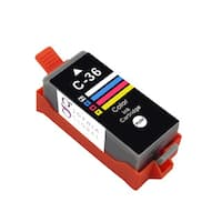 Sophia Global Compatible Color Ink Cartridge Replacement for Canon CLI-36