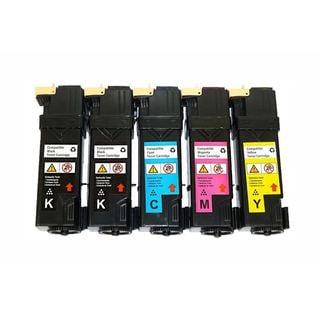 Dell 1320 / 1320c Compatible Toner Cartridge KU052 KU053 KU055 KU054 310-9058 310-9060 310-9062 310-9064 (Pack of 5)