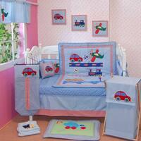 Baby Traveler 6-piece Crib Bedding Set