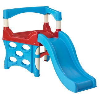 American Plastic Toys My First Climber and Slide