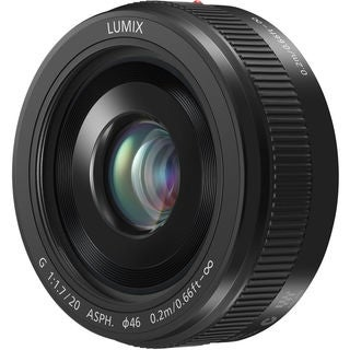 Panasonic Lumix G 20mm f/1.7 II ASPH. Lens
