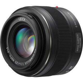 Panasonic Lumix G Micro 4/3 Leica DG Summilux 25mm F1.4 ASPH Lens