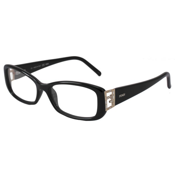f56ac355a016 Shop Fendi Readers Women s F976R Rectangular Reading Glasses - Free ...