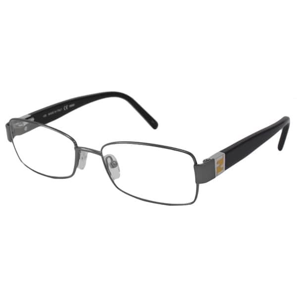 b534aed4f381 Shop Fendi Readers Women s F997 Rectangular Reading Glasses - Free ...