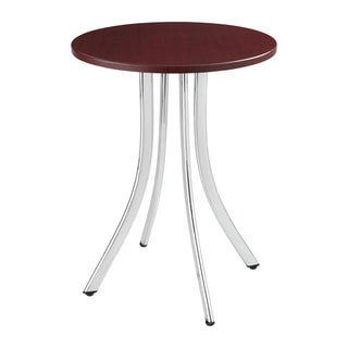 Safco Decori Short Legged Wood Side Table