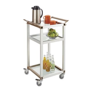 Safco Small Refreshment Hospitality Cart