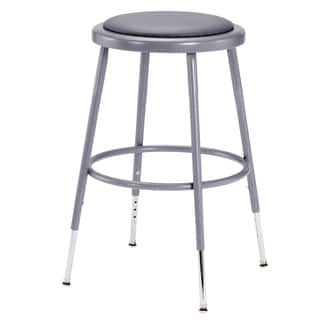 Link to Vinyl Padded Adjustable Height Stool Similar Items in Home Office Furniture