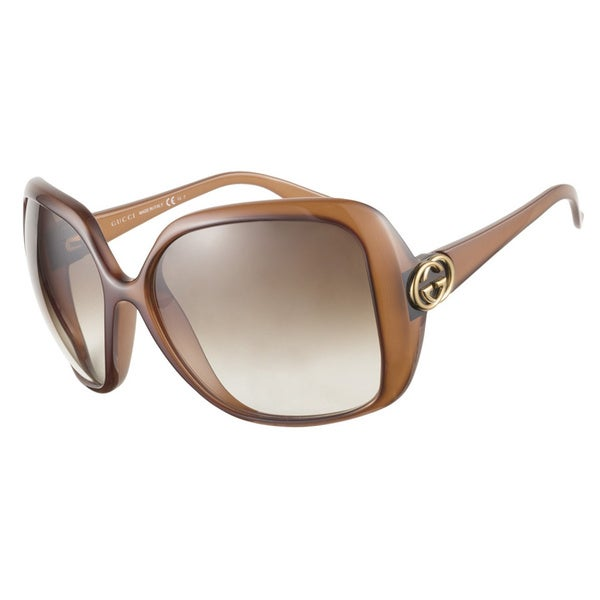 Gucci GG3167S HSD JS Brown 62 Sunglasses