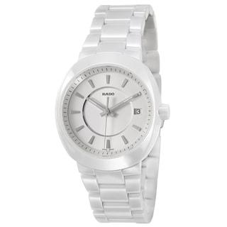 Rado Women's 'D Star' Ceramic Swiss Quartz Watch