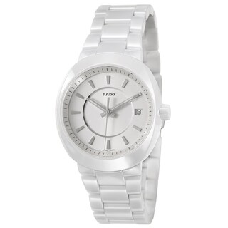Rado Women's 'D Star' Ceramic Swiss Quartz Watch