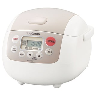 Zojirushi Micom 3-Cup Electric Rice Cooker and Warmer