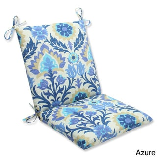 Pillow Perfect 'Santa Maria' Outdoor Squared Corners Chair Cushion