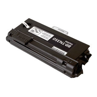 Brother TN350 Compatible Black Toner Cartridge