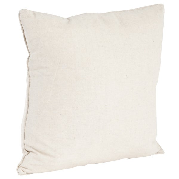 Decorative Pillows Down Filled : Classic Design Down Filled Throw Pillow - Free Shipping On Orders Over $45 - Overstock.com ...