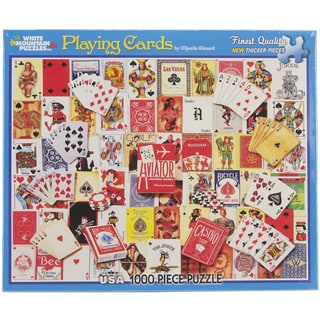 Playing Cards Puzzle 1000 Pieces