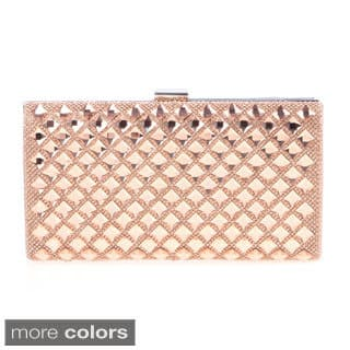 J. Furmani Elegant Stone-encrusted Hardcase Clutch|https://ak1.ostkcdn.com/images/products/8771479/J.-Furmani-Elegant-Stone-encrusted-Hardcase-Clutch-P16012238.jpg?impolicy=medium