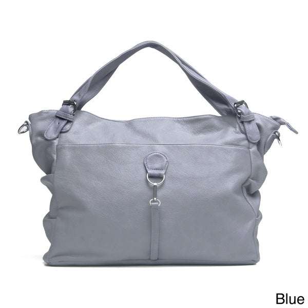 J. Furmani Pastel Front-pocket Tote Bag