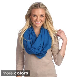 'Cashmere Showroom' Women's Infinity Scarf