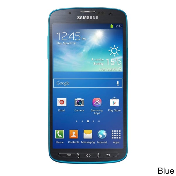 samsung galaxy s4 active i537 at t unlocked gsm android cell phone free shipping today. Black Bedroom Furniture Sets. Home Design Ideas