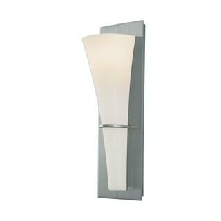 Feiss Barrington 1 - Light Sconce, Oil Rubbed Bronze