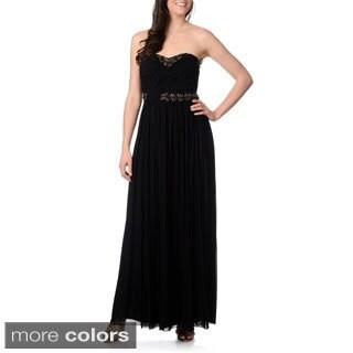 Decode 1.8 Women's Sweetheart Neckline Gown