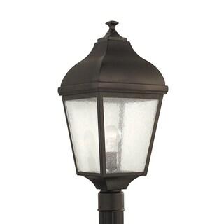 Terrace 1-light Oil Rubbed Bronze Outdoor Post Lantern