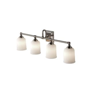 Harvard 4-light Chrome Vanity Strip
