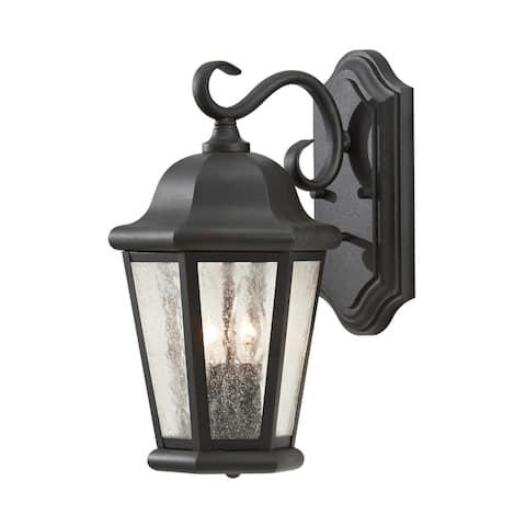Sea Gull Martinsville Medium 2-light Outdoor Wall Lantern