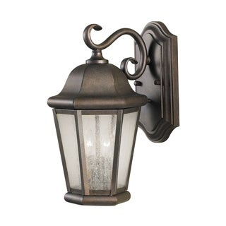 Martinsville 2-light Outdoor Wall Lantern