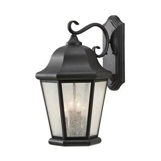Martinsville 4-light Outdoor Wall Lantern