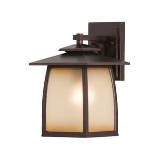 Wright House 1-light Outdoor Lantern