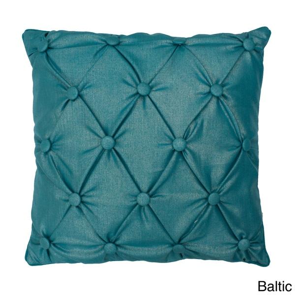 Zach Provence Throw Pillow